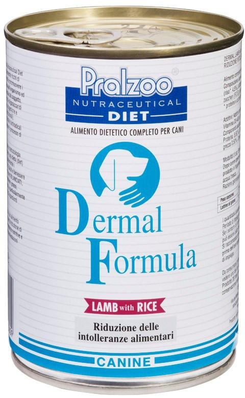 Pralzoo Dermal Formula cibo umido