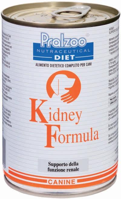 Pralzoo Kidney Formula cibo umido per cani con problemi renali