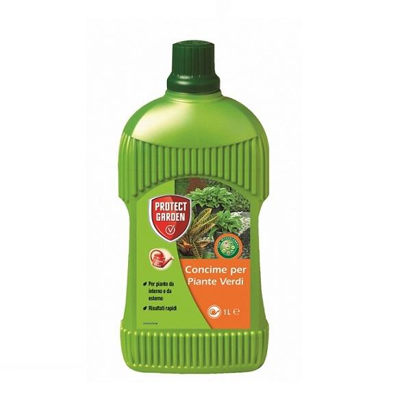 protect garden concime piante verdi NPK 8 - 4 - 6