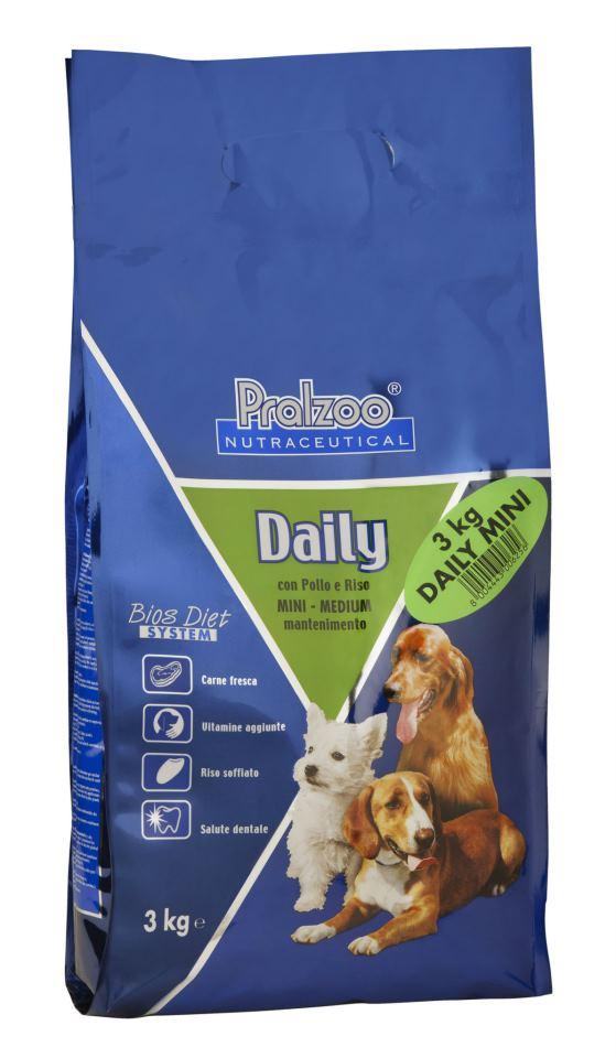 Pralzoo Daily Mini crocchette per cani taglia piccola