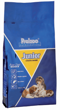 Pralzoo Junior Maxi crocchette accrescimento cane