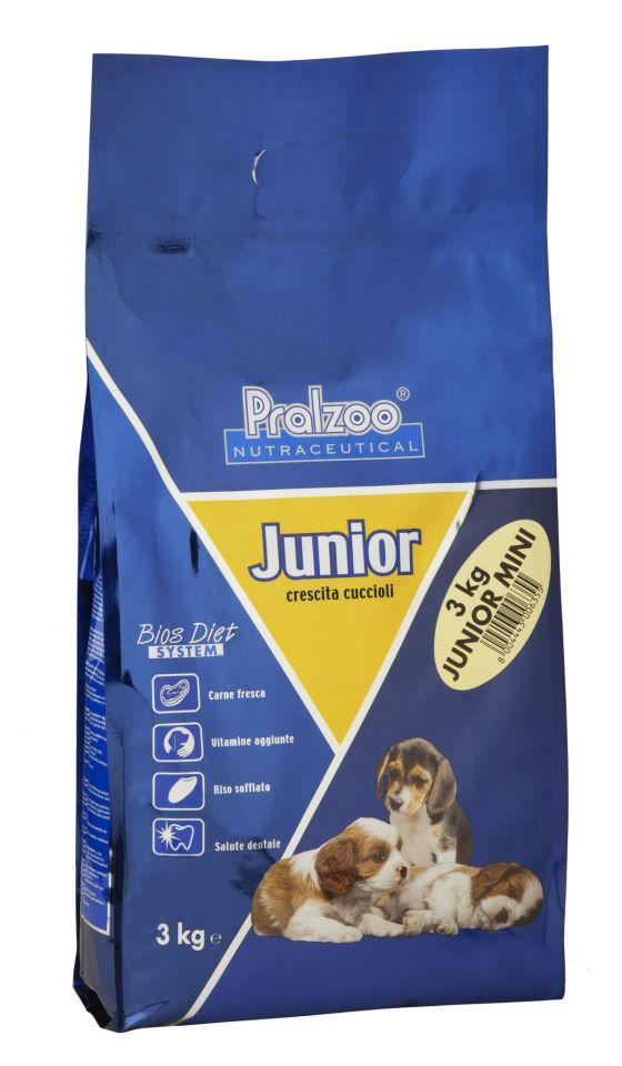 Pralzoo Junior Mini crocchette per cuccioli