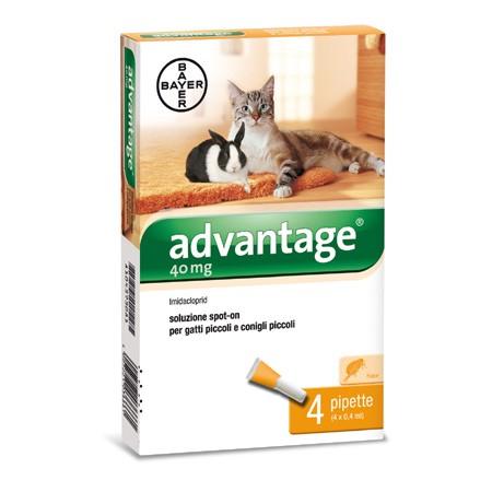 Advantage 40 pipette