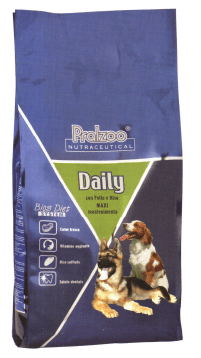 Pralzoo Daily Maxi mangime completo per cani
