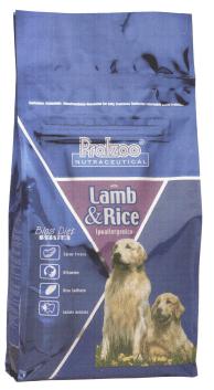 Pralzoo Lamb Rice crocchette ipoallergeniche all'agnello