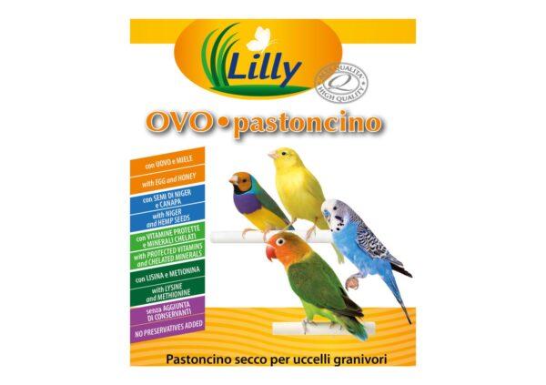 Lilly Ovo Pastoncino etichetta