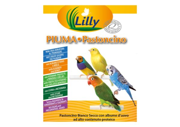 Lilly Piuma Pastoncino sacchetto