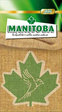 Manitoba Avena Decorticata sacco