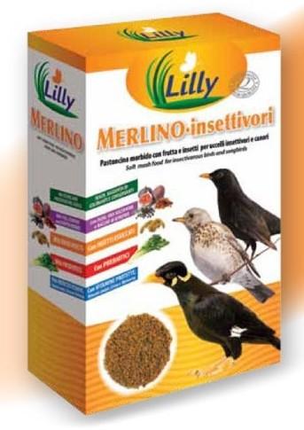 Lilly Merlino Pastoncino pacchetto