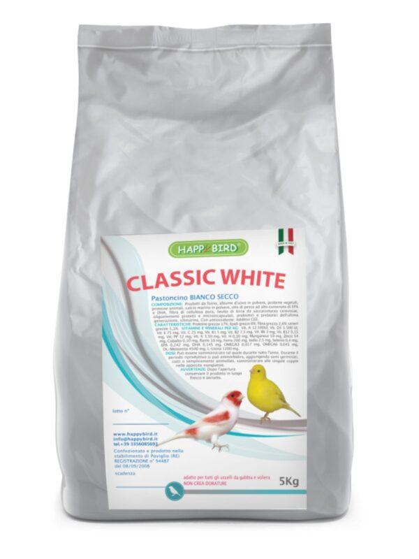 Happy Bird Classic White uccelli