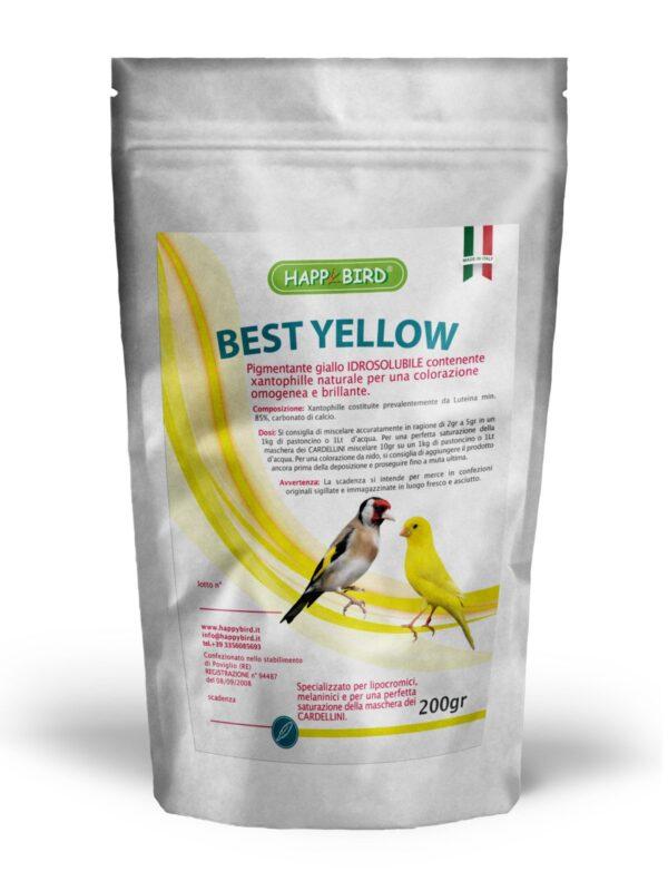 happy bird best yellow