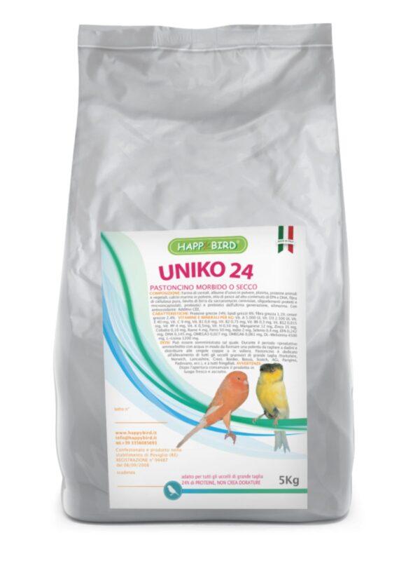 Happy Bird Uniko 24 sacco da 5 kg