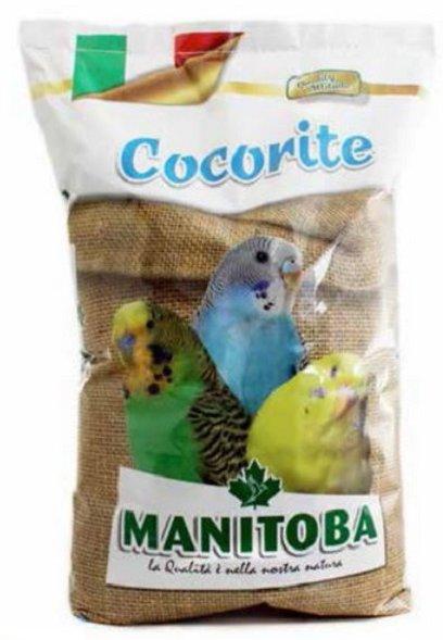 Manitoba Miscuglio Cocorite Biscuits sacco da 20 kg