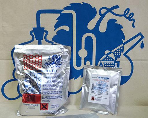 Franke Detergente DD Polvere prodotto per l'enologia