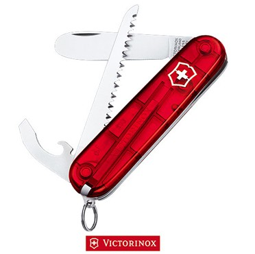 My First Victorinox Red utensile multiuso