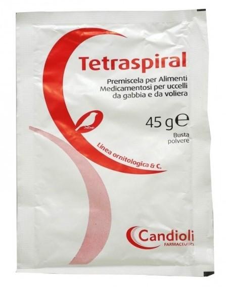 Candioli Tetraspiral antibatterico