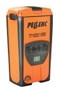 batteria pellenc 150 vinion