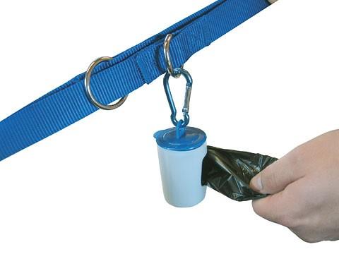 dispenser sacchetti igienici per cani 1