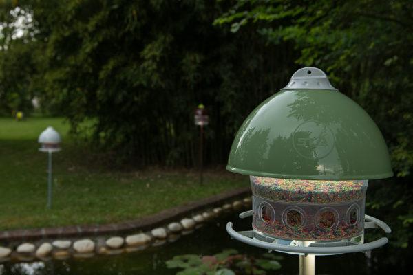 mangiatoia space garden per giardino