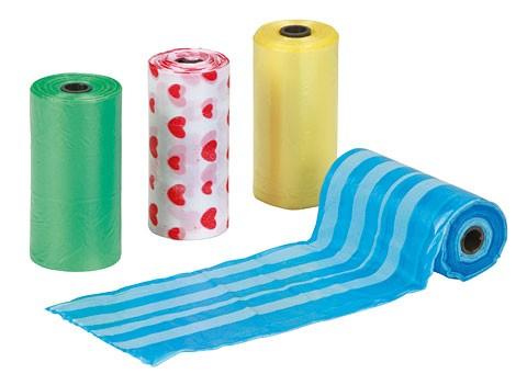 sacchetti igienici per escrementi