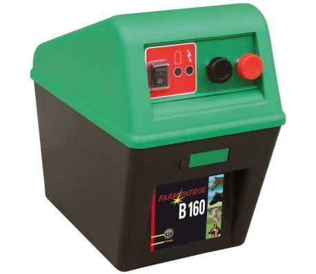 farm patrol b 160 elettrificatore a batteria