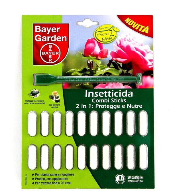 Combi Stick insetticida in pillole Bayer PPO