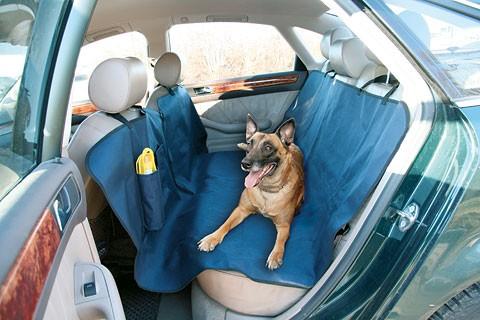 Coperta sedile auto per cani multifunzione