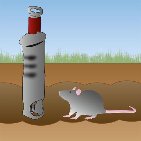 trappola per topi e ratti volestop