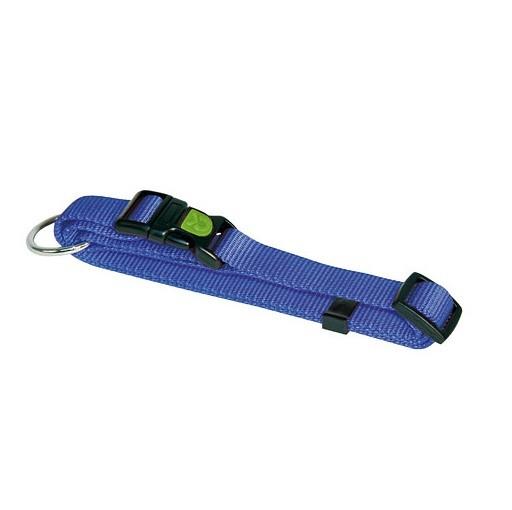 Collare cani Miami Blu in nylon Kerbl