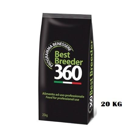 Best Breeder 360 active allevatori 20 kg