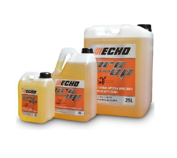 Echo Pro Up olio protettivo catene