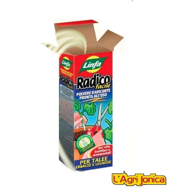Linfa Radico facile polvere radicante per talee pronta all'uso radicamento veloce