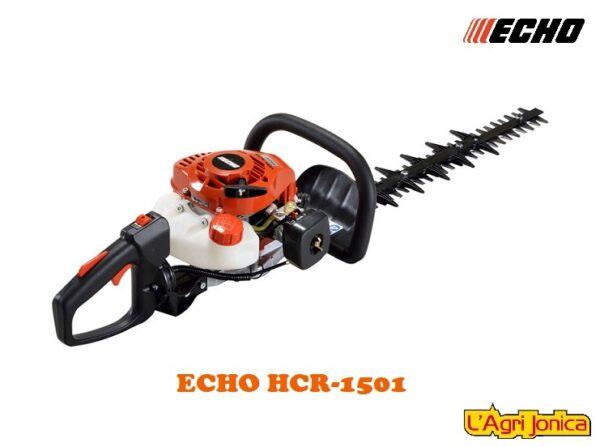 Tagliasiepi Echo HCR-1501 a doppia lama a scoppio