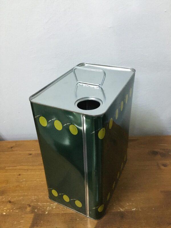 Lattina da trasporto per olio d'oliva 10 litri