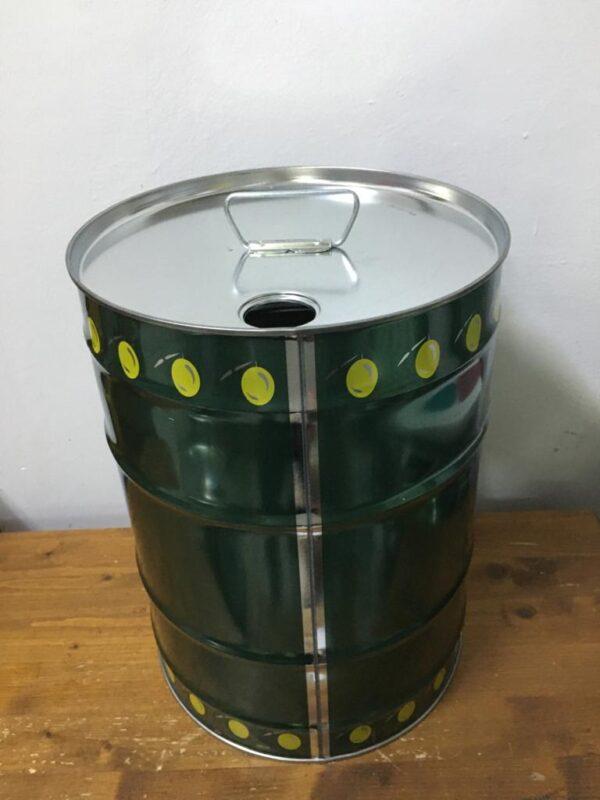 Lattina da trasporto per olio d'oliva 25 litri