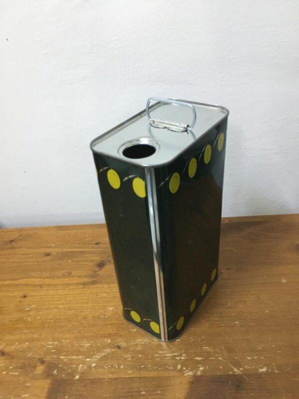 Lattina da trasporto per olio d'oliva 3 litri
