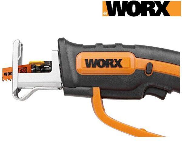 worx seghetto wg894e sistema di sicurezza